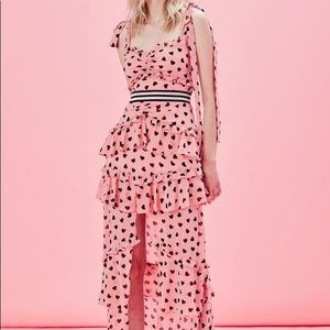 For Love and Lemons Maison Maxi Dress
